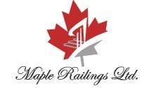 Maple Railings